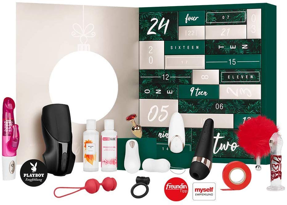 eis adventskalender premium inhalt