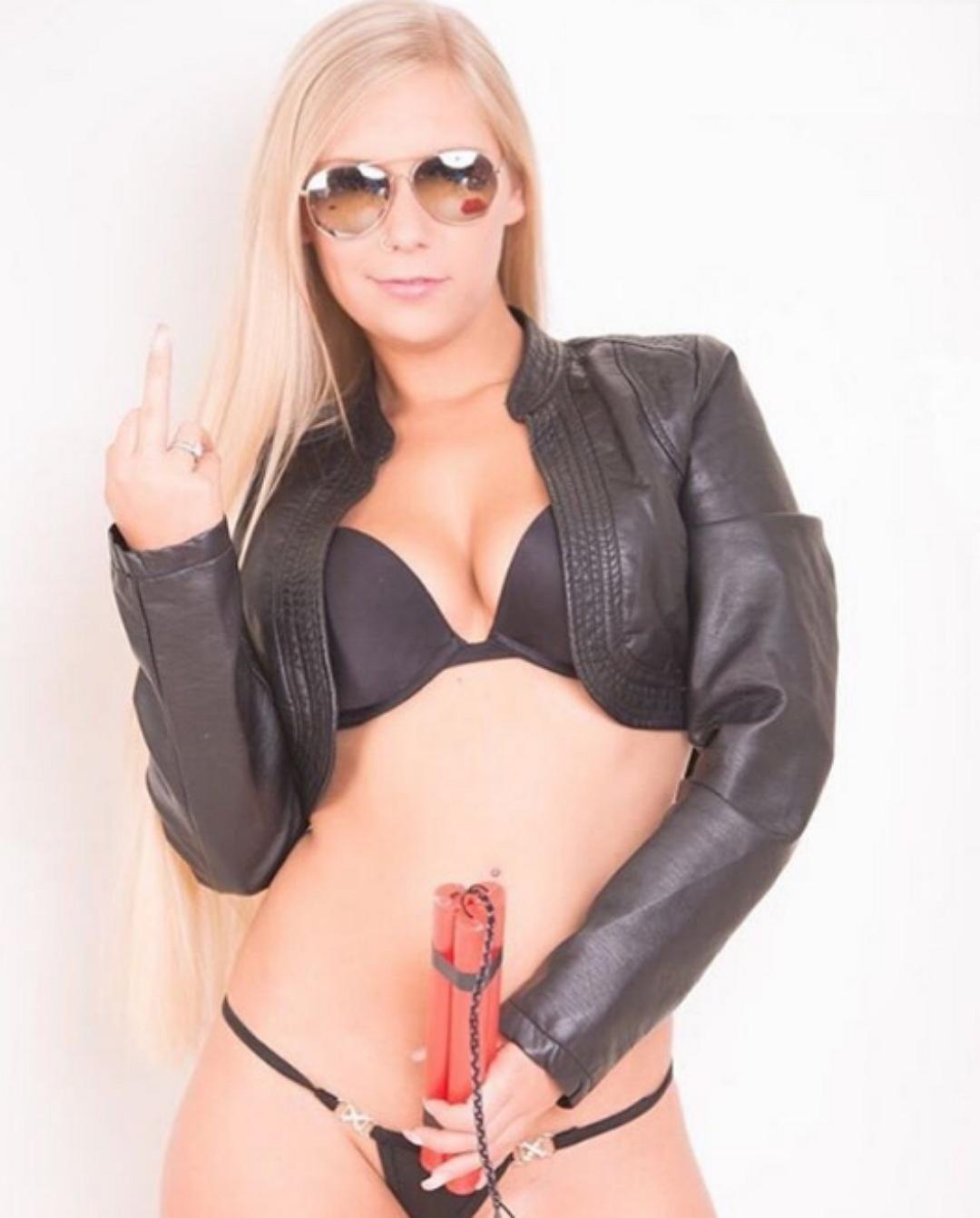 Wildes geficke mit Lena Nitro